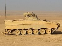Jordan to Receive 25 Modernized Marder IFVs from Germany
