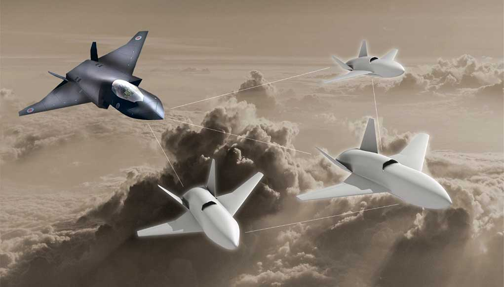 As the consumer drone industry has grown,. RAF Tests an Innovative Anti A2AD Concept - Pitting Drone