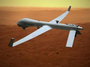 الطائرة بدون طيار Predator. (صورة: شركة جينرال اوتوميكس للنظم الجوية)