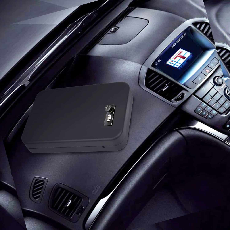 7 Best Portable Car Gun Safes 2020 Defense Gears