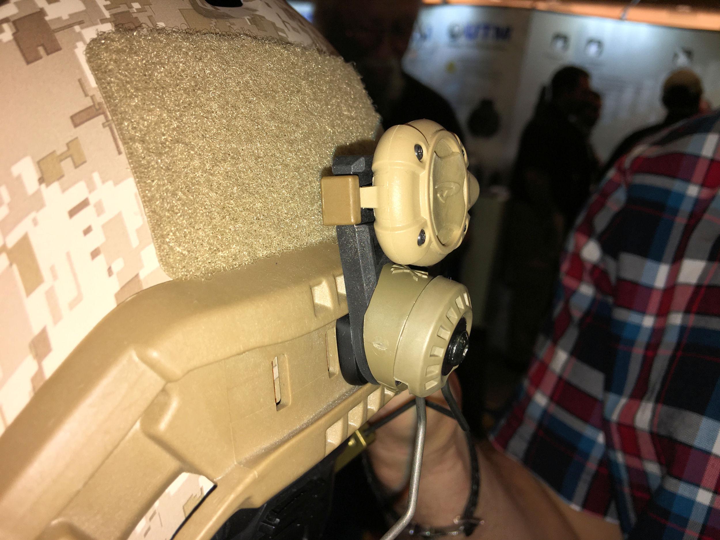 Unity Tactical Mark + Sara Kit (modular Attached Rail Kit