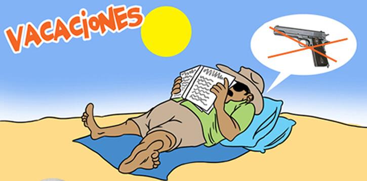 Polígono permanecerá CERRADO por Vacaciones