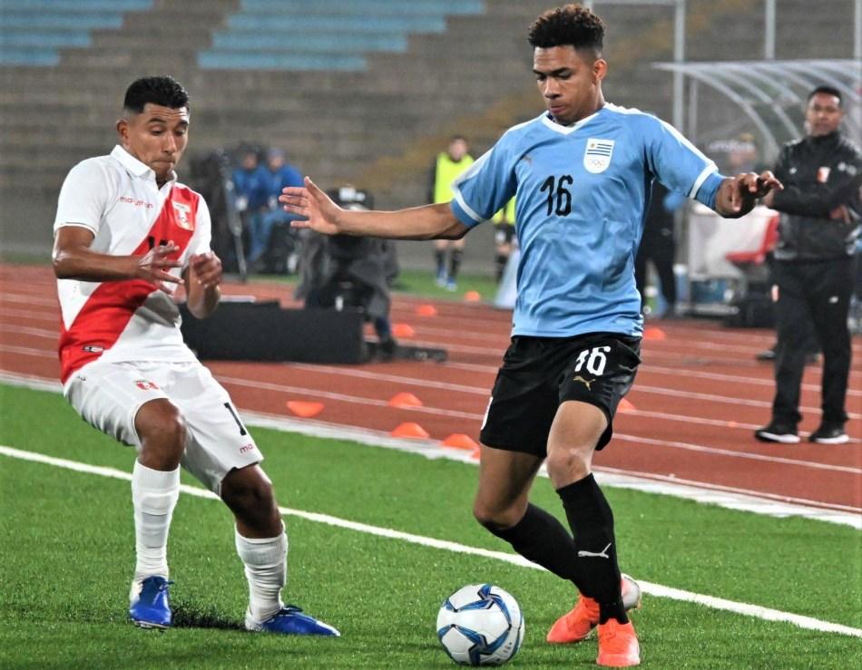 Gastón Álvarez hizo su debut con la Selección – Defensor Sporting Club    Sitio oficial