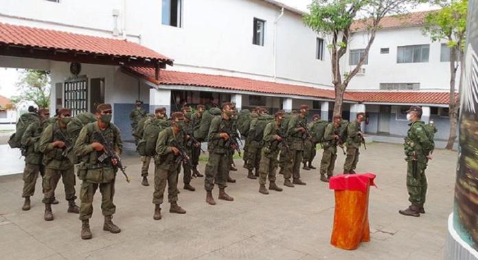 11 curso realizado no periodo de 3 de outubro a 1o de novembro - 3º Batalhão de Operações Ribeirinhas encerra Curso Expedito de Operações no Pantanal/2020