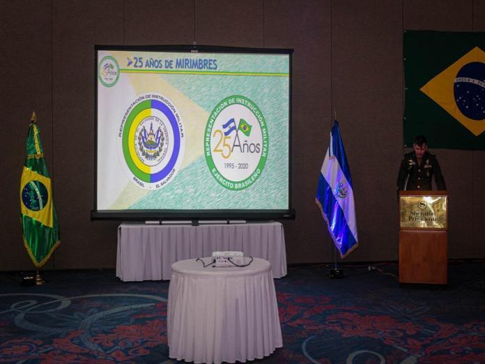 article 41 1 - Em El Salvador, 25 anos da Missão Militar Brasileira e condecoração do Ministro da Defesa