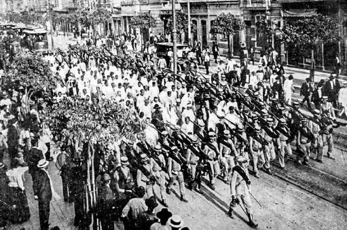 imagem 5 - Em 1910, marinheiros se revoltaram contra chibata e racismo no Brasil pós-abolição
