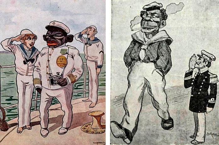 imagem 6 - Em 1910, marinheiros se revoltaram contra chibata e racismo no Brasil pós-abolição