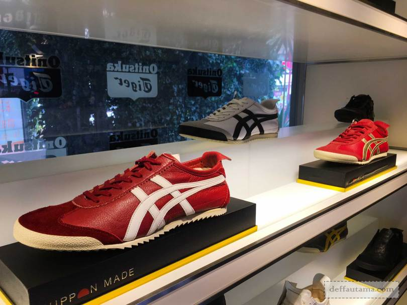 Onitsuka Tiger Nippon Made