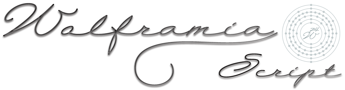 Wolframia Handwritter Font