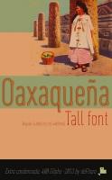 Oaxaqueña Tall font
