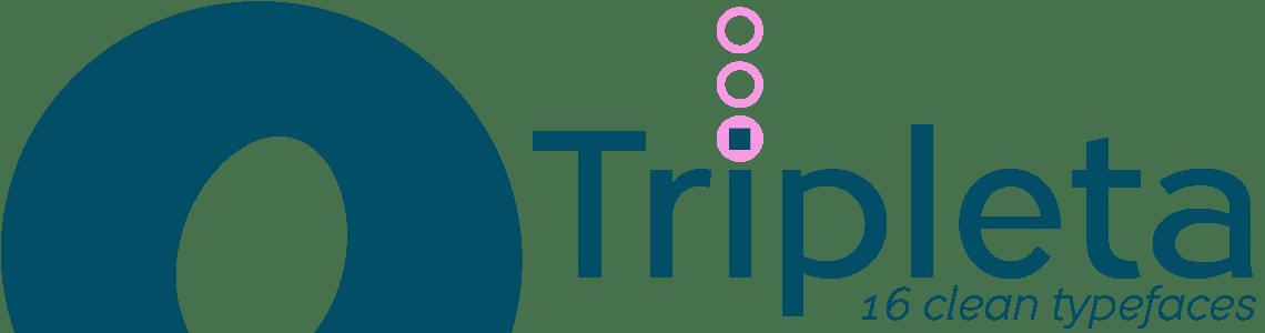 Tripleta Sans 16 clean typefaces