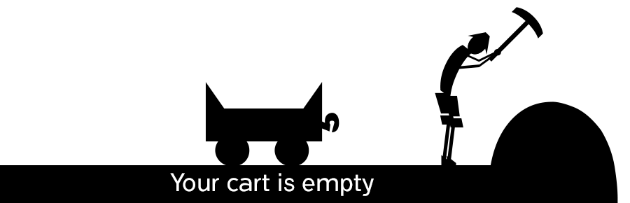 Shopping Cart Empty