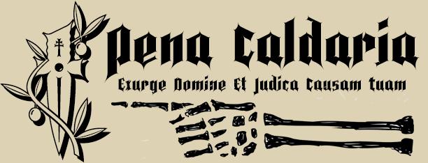 Pena Caldaria -2 Ghotic fonts-