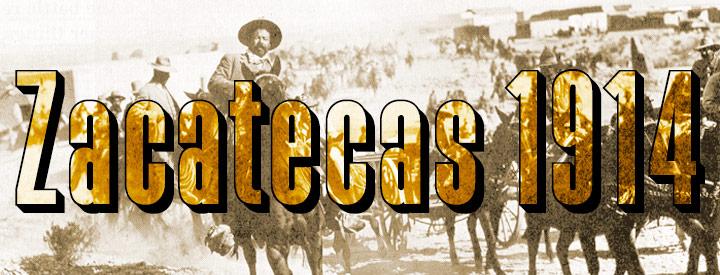 Zacatecas 1914 -3D & Shadow-