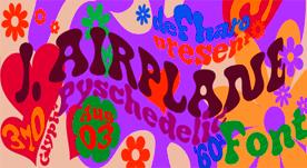 Fuente tipográfica estilo años 60 gratis para descarga