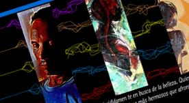 Página web en Flash del pintor Antonio Güedes