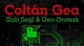 Coltan Gea - Grotesca & Slab
