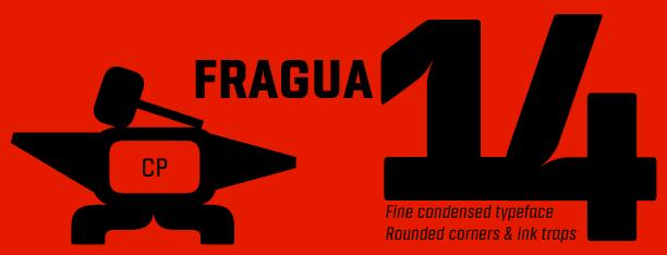 Fragua Sans & Condensed