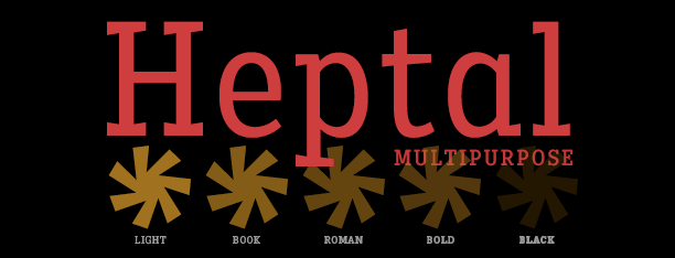 Heptal Serif