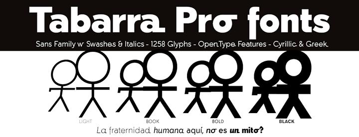 Tabarra Pro Sans