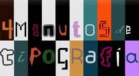 4 minutos de tipografía con S. Grappelli