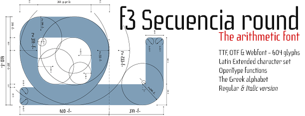 f3 Secuencia Round -4 Fonts-