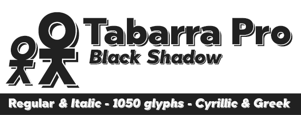 Tabarra Pro Black Shadow