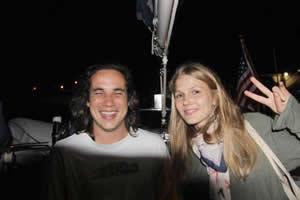 Nick and Olga