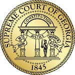 Georgia Supreme Court logo