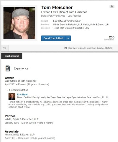 texas-lawyer-tom-fleischer-linkedin