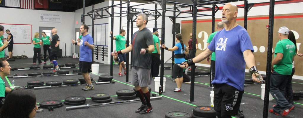 7 Reasons to do a CrossFit Masters Competition