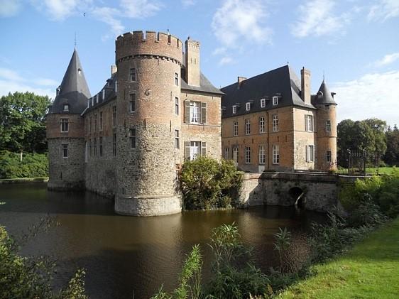 Lieux historiques - Le Château des Comtes de Hornes - Braine-le ...