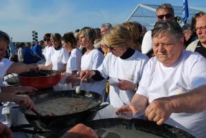 Photos 2015 : Village - Manche - Conférence Pêche - Prix courses