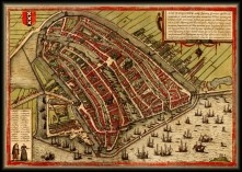 Amsterdam in 1572