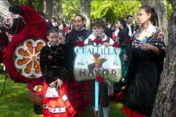 San Juanes Soria - parade