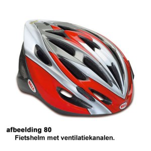 De fietshelm