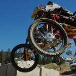 Stacy Kohut. Mountainbiken als je in een rolstoel zit?