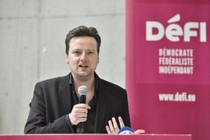 François De Smet, élu Président de DéFI