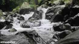 Sungai di Tiu Kelep