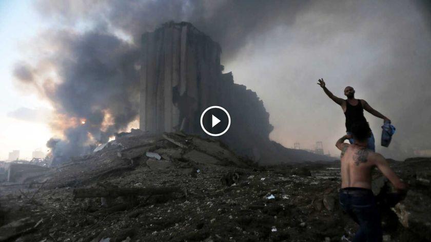 [Audio] Explosions à Beyrouth : une Mauricienne choquée de voir des vitres en éclats
