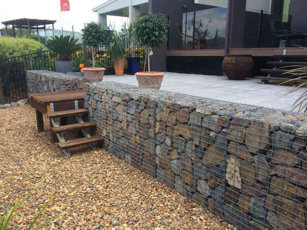 How To Build Gabion Walls