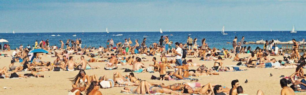 bacelona beach