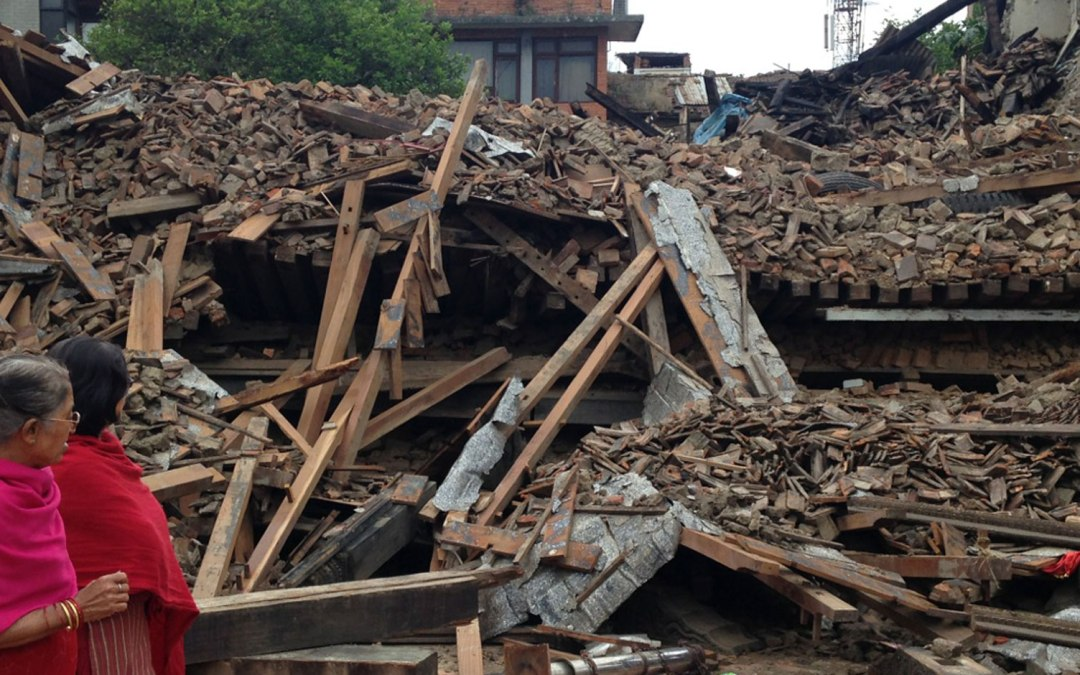 Again? How Do We Handle a Second Earthquake in Nepal?
