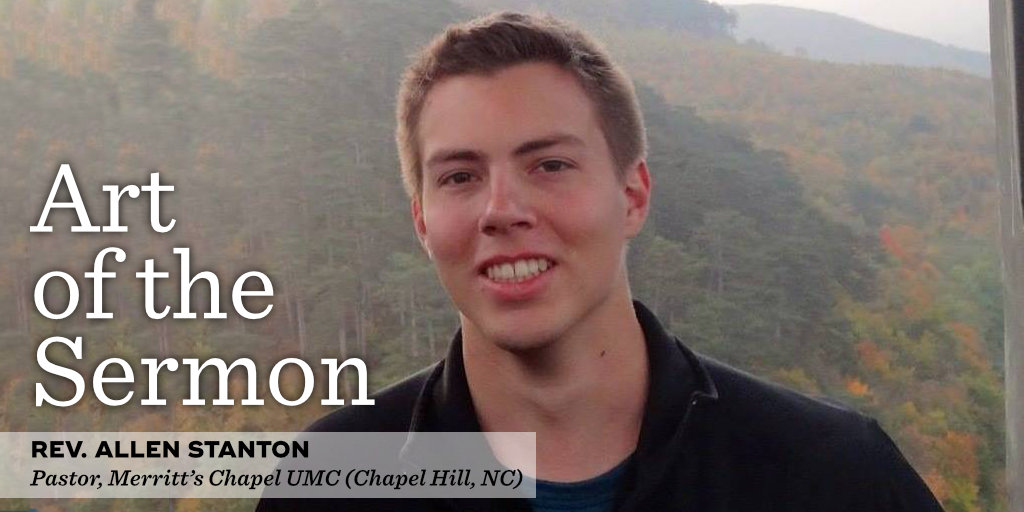 44: Ministry in Rural Communities – An Interview with Rev. Allen Stanton – Art of the Sermon