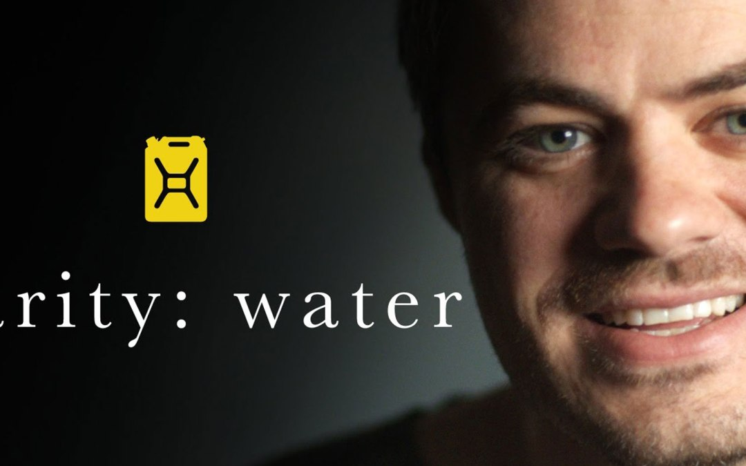 Scott Harrison of charity: water