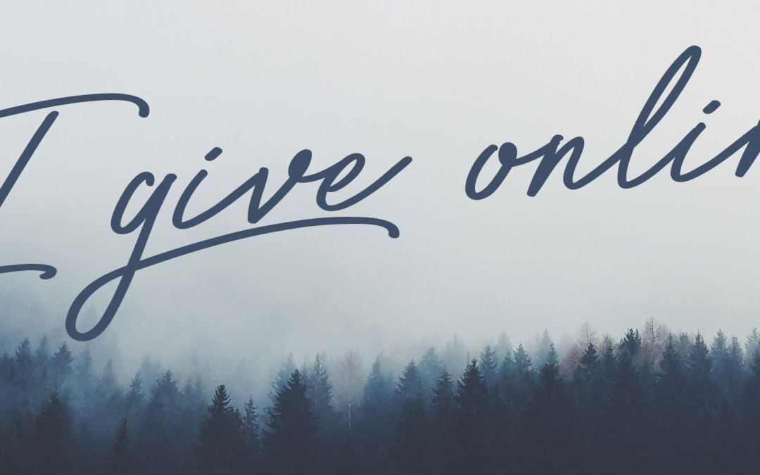 Free Online Giving Offering Cards