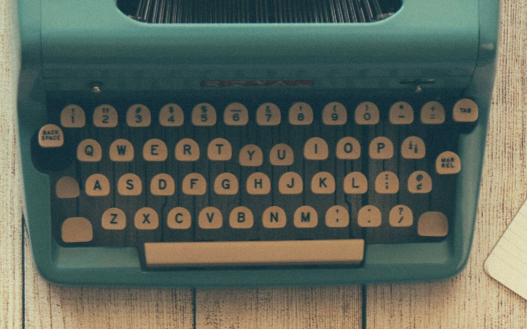 Kill Your Darlings, but Write Them First