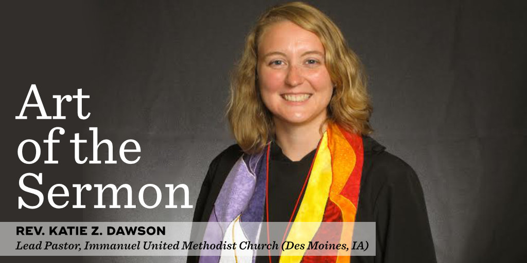 51: Preparing for and Preaching Advent – An Interview with Rev. Katie Z. Dawson – Art of the Sermon