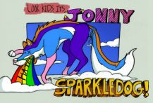 Jonny Sparkledog