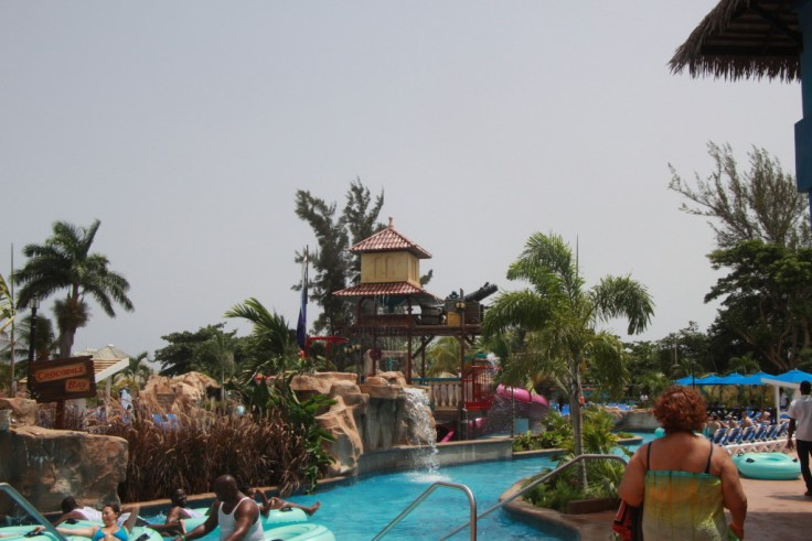 Jewel Lagoon Water Park Runaway Bay Jamaica -Lazy River